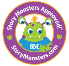 story monster label